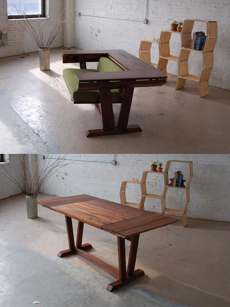 Tavolo allungabile dal design moderno n.27