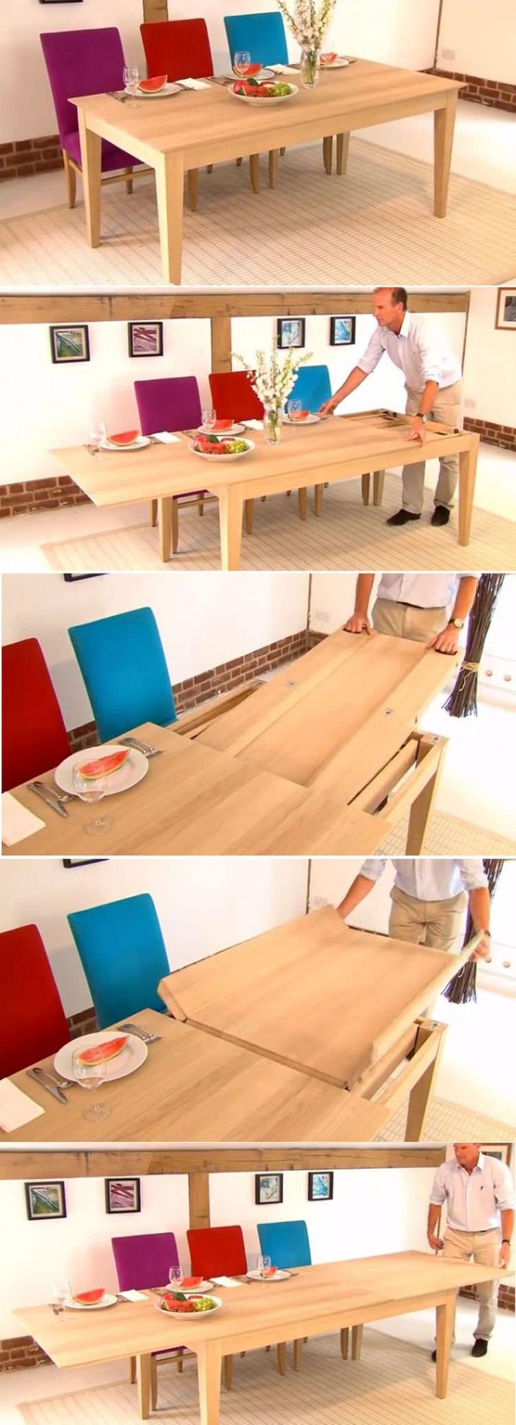 Tavolo allungabile dal design moderno n.28