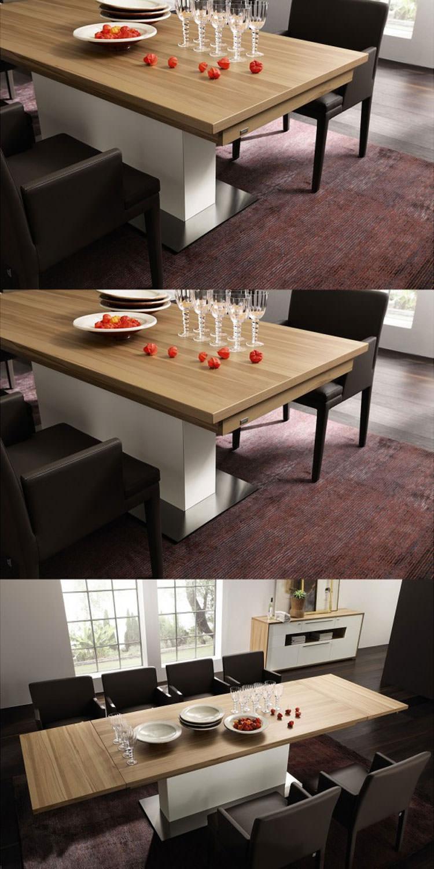 Tavolo allungabile dal design moderno n.30