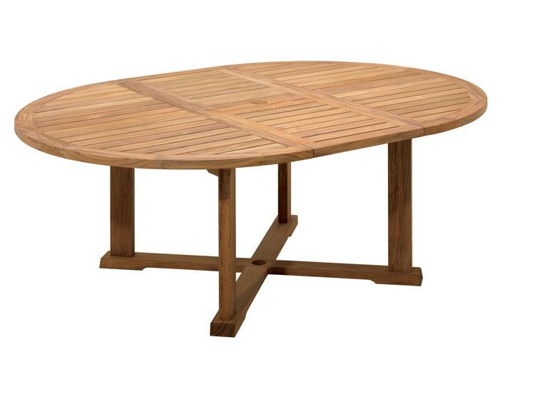Foto del tavolo da giardino in legno n.14