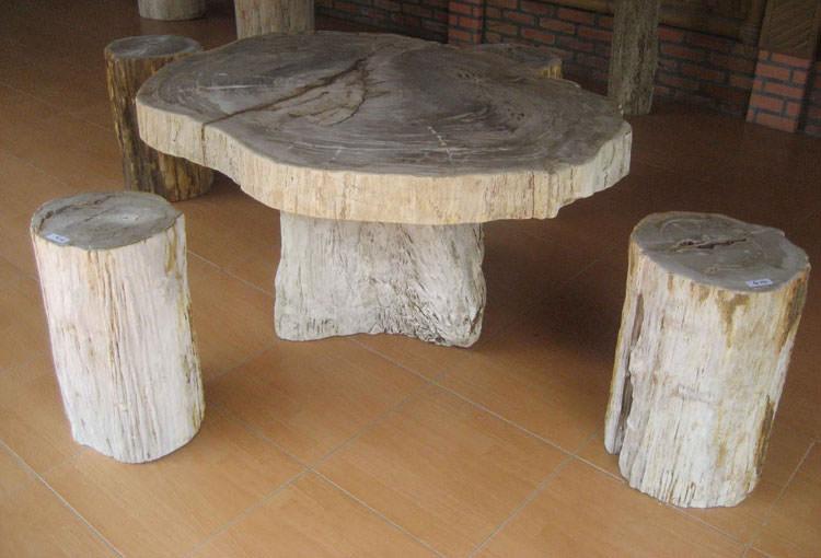 Foto del tavolo da giardino in legno n.26