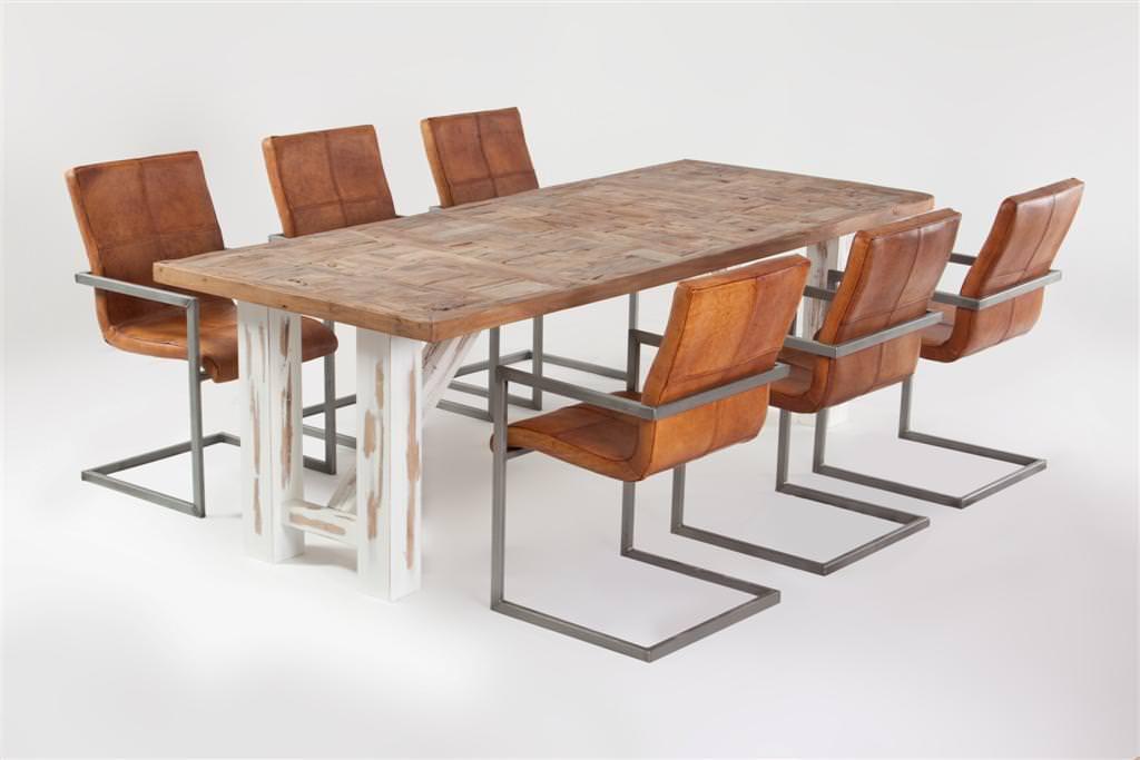 Foto del tavolo da giardino in legno n.27