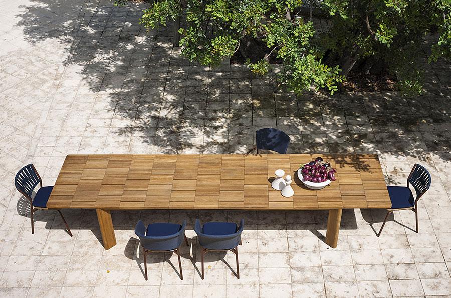 66 Tavoli Da Giardino In Legno Per Arredamento Esterno Mondodesign It