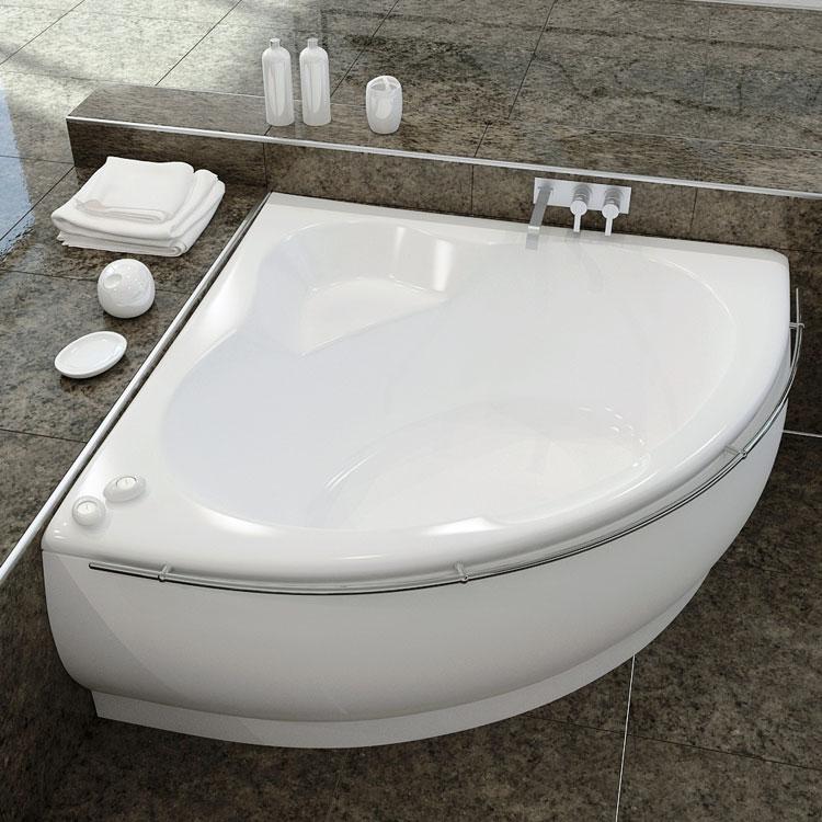 Vasca da bagno angolare moderna n.10