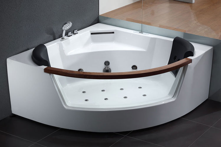 Vasca da bagno angolare moderna n.24