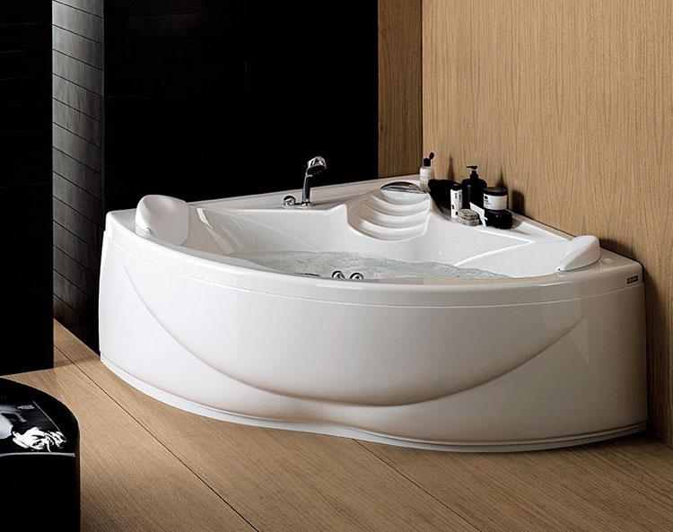 Vasca da bagno angolare moderna n.26