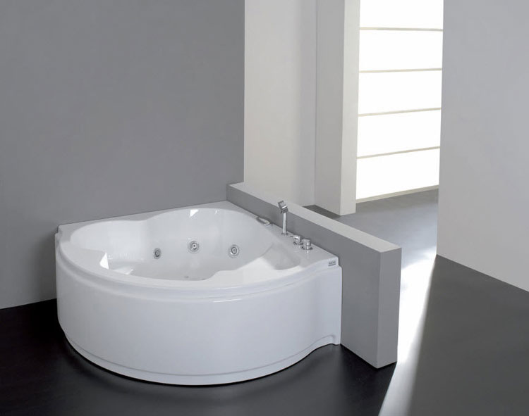 Vasca Da Bagno Angolare Piccola : 50 bellissime vasche da bagno angolari moderne mondodesign.it