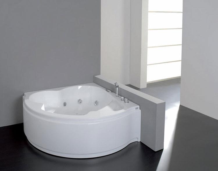 Vasca da bagno angolare moderna n.33