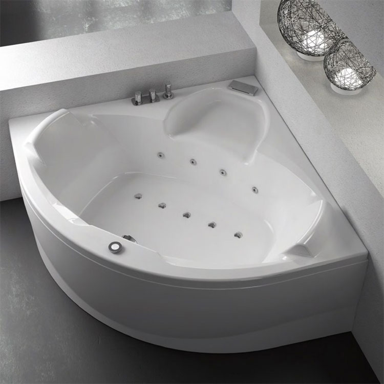 Vasca da bagno angolare moderna n.36