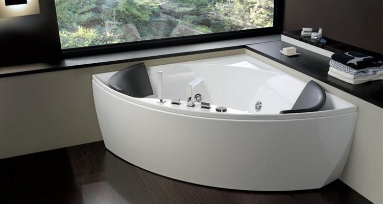 Dimensioni vasche da bagno angolari vasche angolari dimensioni vasca da bagno piccole vasca - Dimensioni vasca da bagno ...