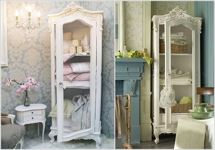 15 idee di arredamento shabby chic per interni for Arredamento country roma