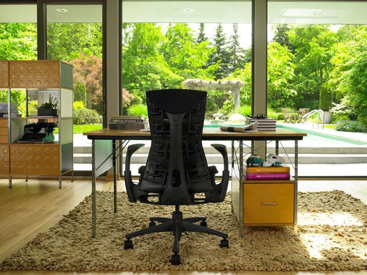 Arredamento per ufficio a casa con vista panoramica n.20