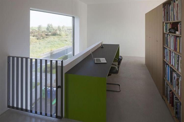 Arredamento per ufficio a casa con vista panoramica n.22