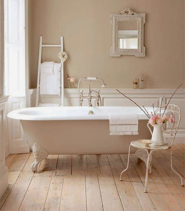 Bagno shabby chic in stile provenzale n.02