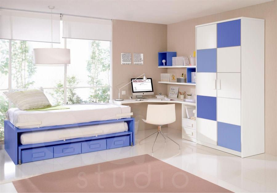 Camerette Bambini Design : Esempi di camerette moderne per bambini mondodesign