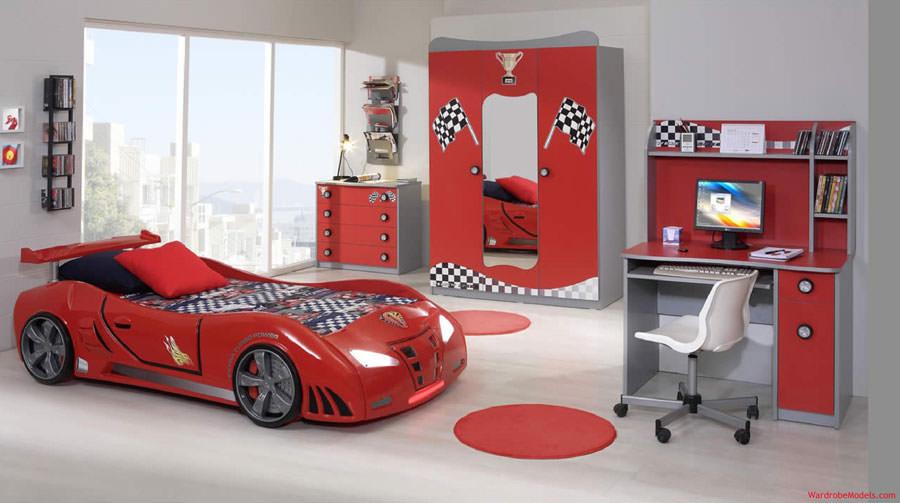 Camere Moderne Per Bambini : Esempi di camerette moderne per bambini mondodesign