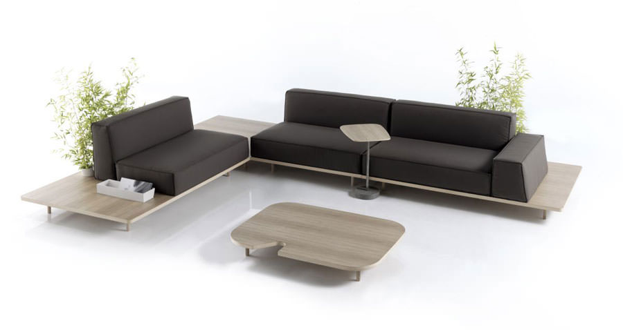 Divano modulare dal design moderno n.02