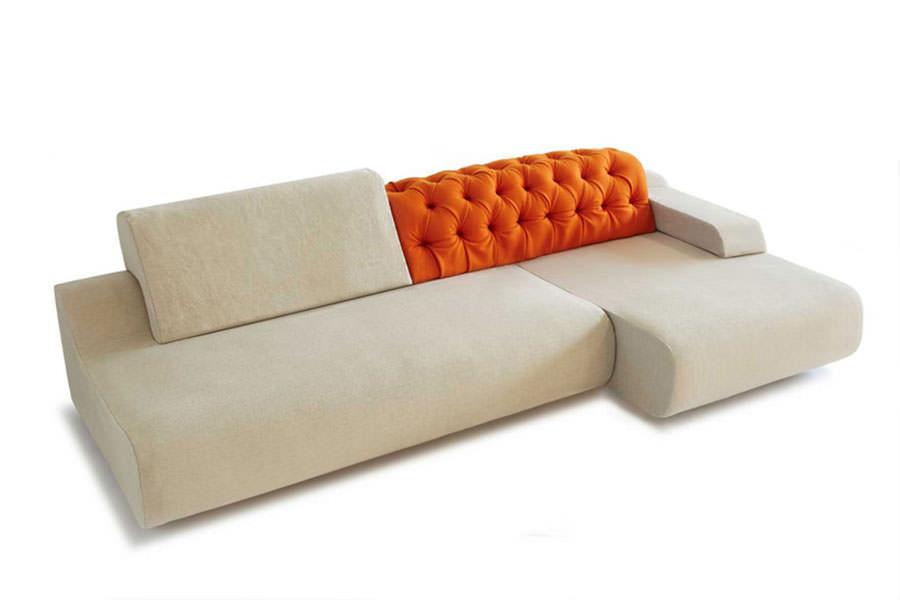 Divano modulare dal design moderno n.15