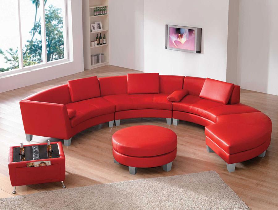 Divano modulare dal design moderno n.27