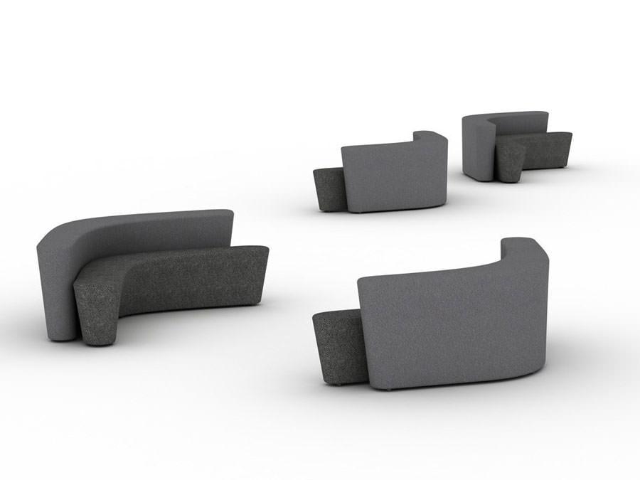 Divano modulare dal design moderno n.33