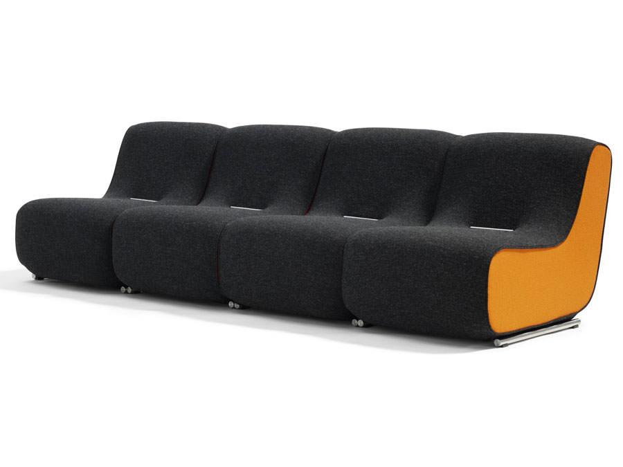Divano modulare dal design moderno n.35