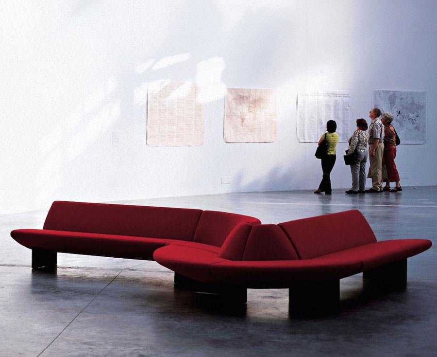 Divano modulare dal design moderno n.36