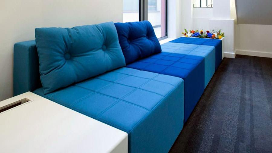 Divano modulare dal design moderno n.41