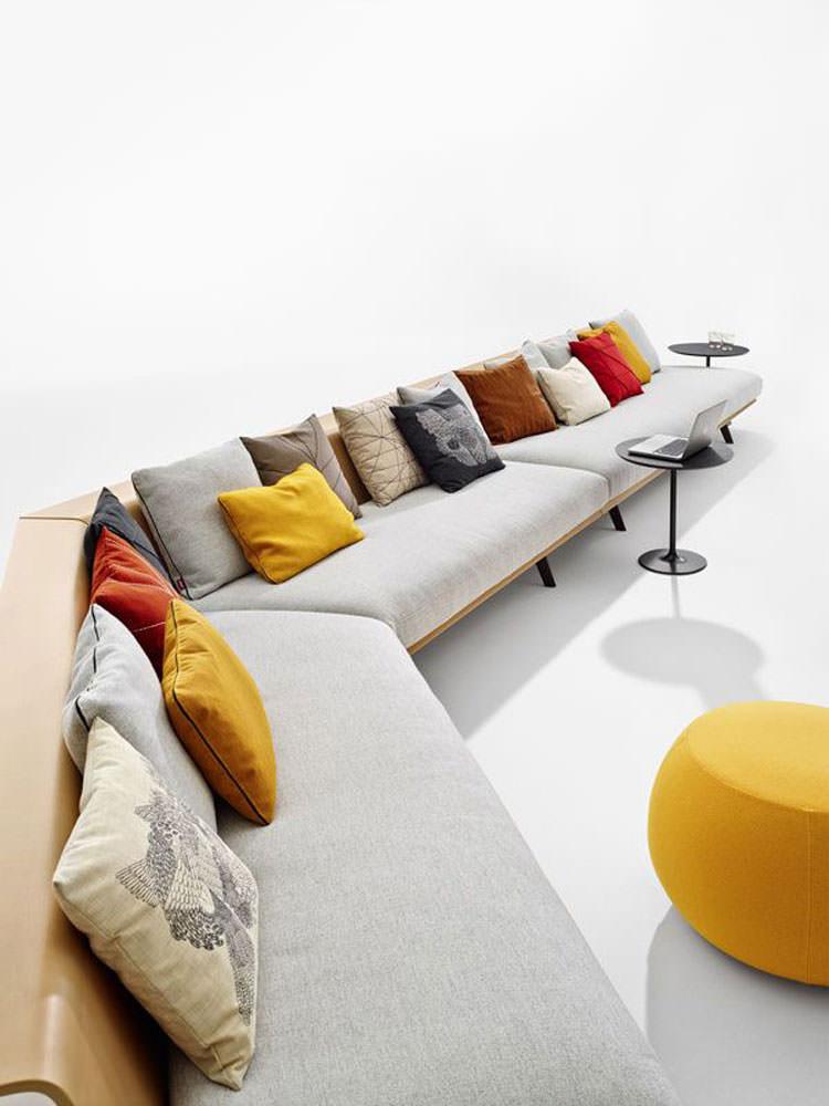 Divano modulare dal design moderno n.47