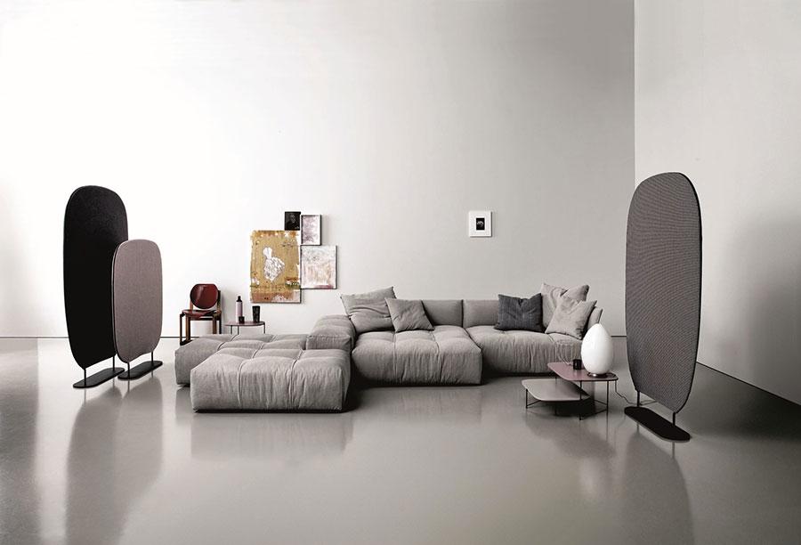 Divano modulare dal design moderno n.63