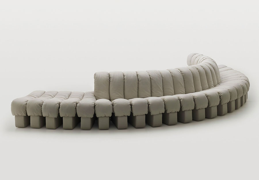 Divano modulare dal design moderno n.67