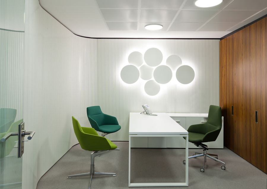 Lampada da parete dal design moderno e originale n.01
