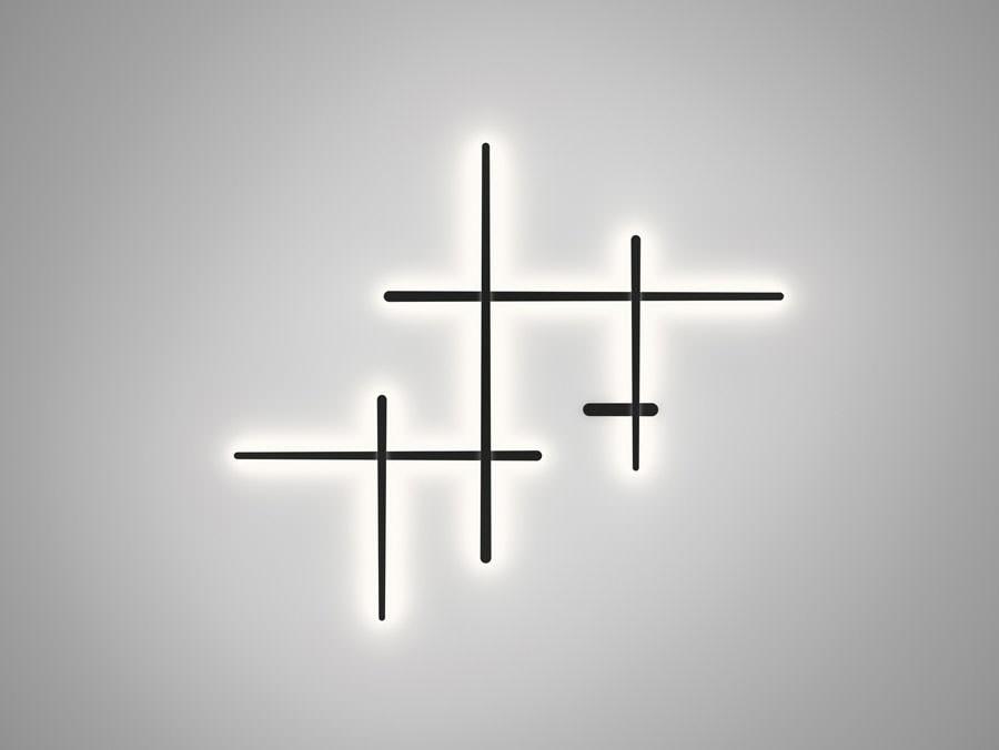 Lampada da parete dal design moderno e originale n.09