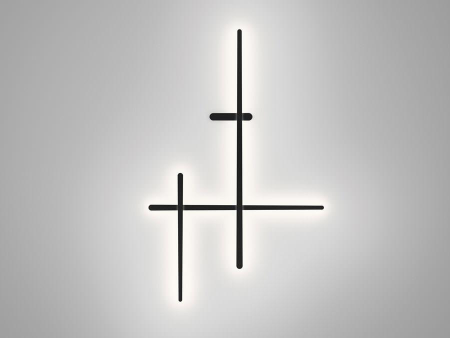 Lampada da parete dal design moderno e originale n.10