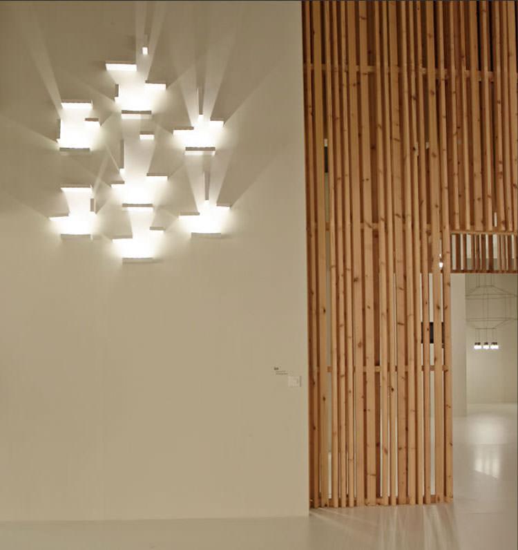 Lampada da parete dal design moderno e originale n.11