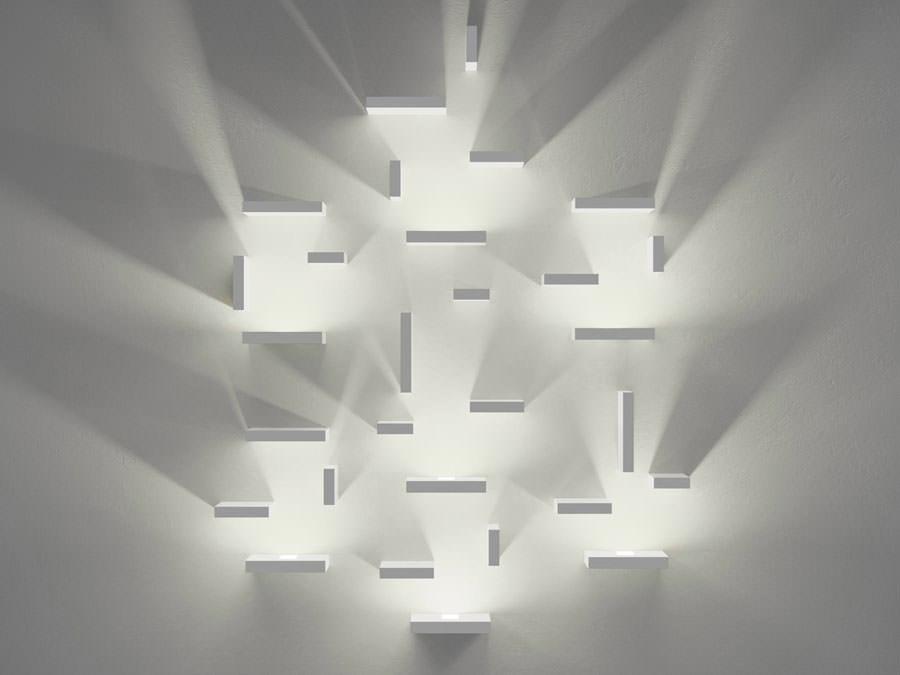 Lampada da parete dal design moderno e originale n.12