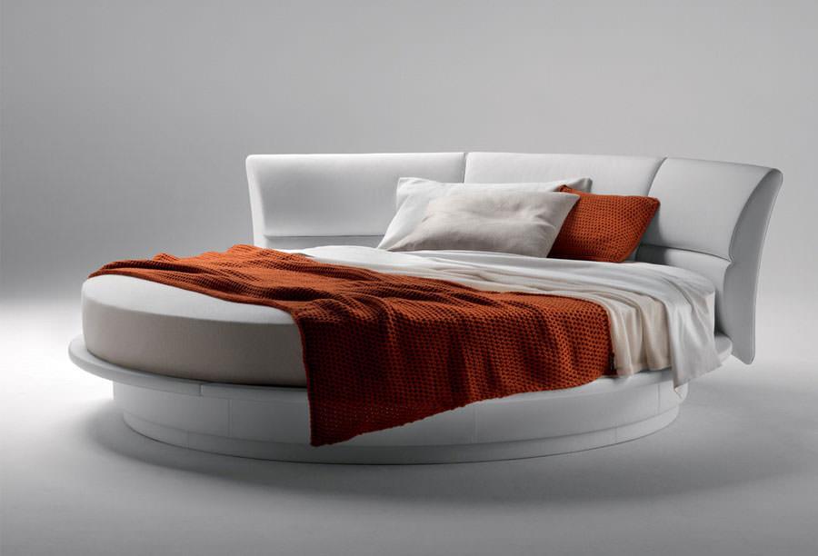 Modello di letto rotondo matrimoniale n.03