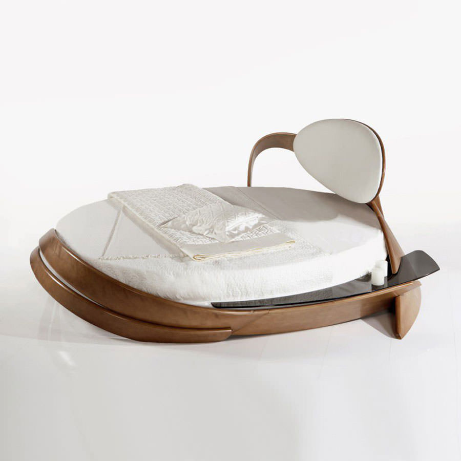 Modello di letto rotondo matrimoniale n.05