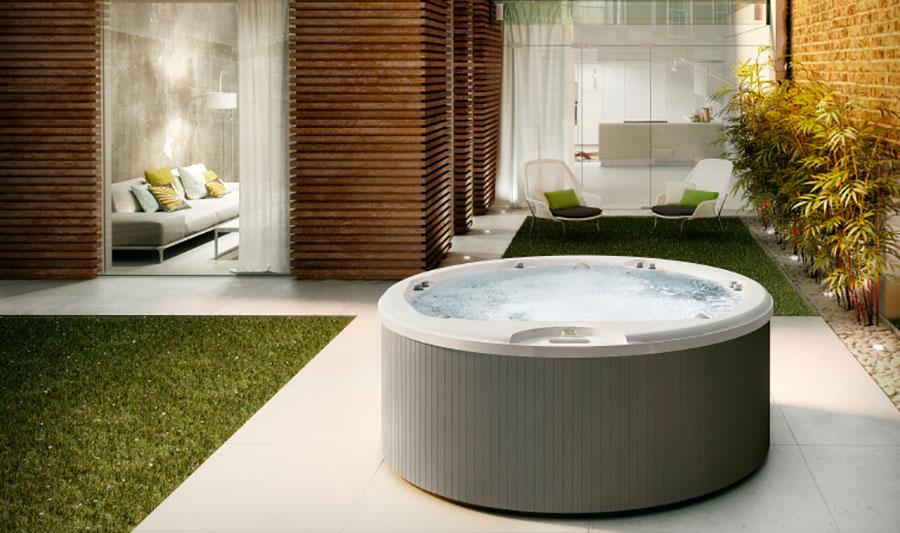 Modello di vasca idromassaggio di Jacuzzi n.5