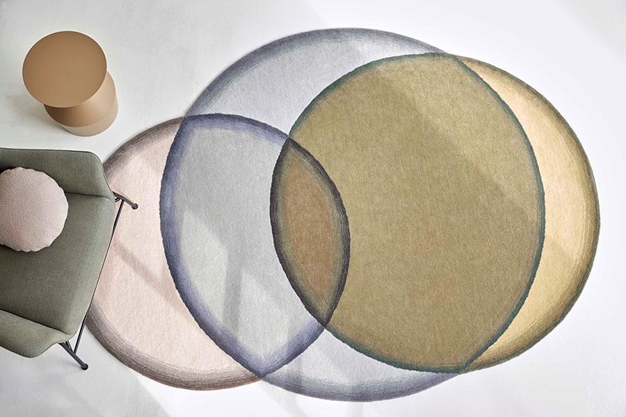 Tappeto dal design moderno n.42