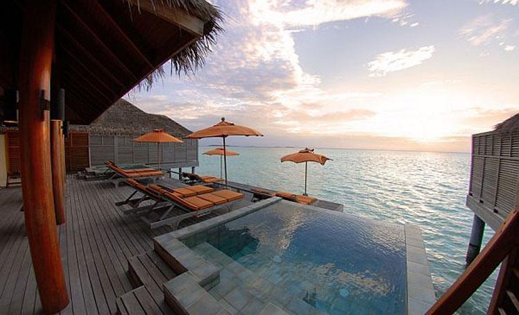 Foto dell'Anantara Dhigu Resort e Spa alle Maldive n.01