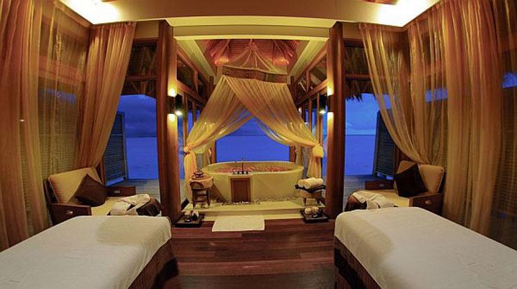 Foto dell'Anantara Dhigu Resort e Spa alle Maldive n.02