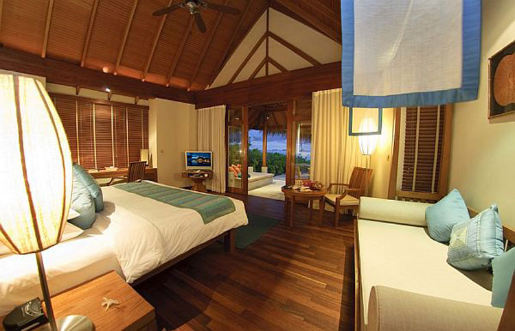 Foto dell'Anantara Dhigu Resort e Spa alle Maldive n.03