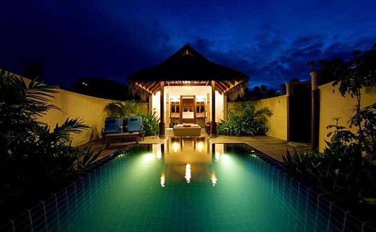 Foto dell'Anantara Dhigu Resort e Spa alle Maldive n.04