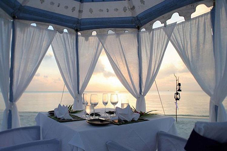 Foto dell'Anantara Dhigu Resort e Spa alle Maldive n.05