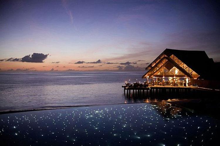 Foto dell'Anantara Dhigu Resort e Spa alle Maldive n.06