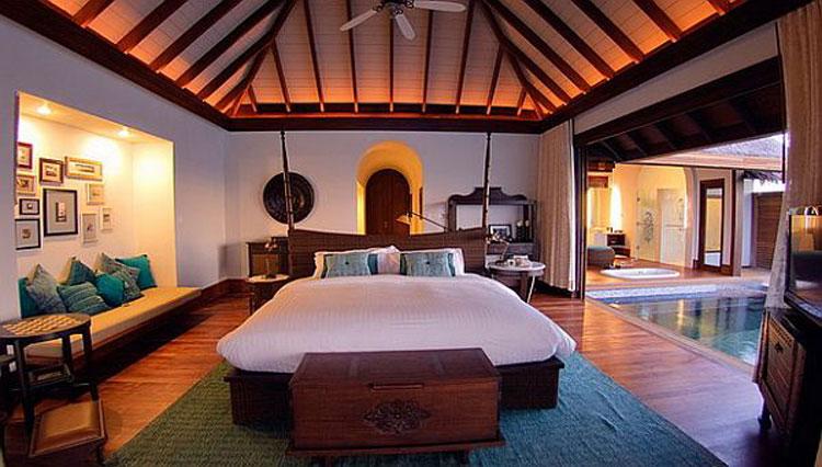 Foto dell'Anantara Kihavah Villas Resort & Spa alle Maldive n.03