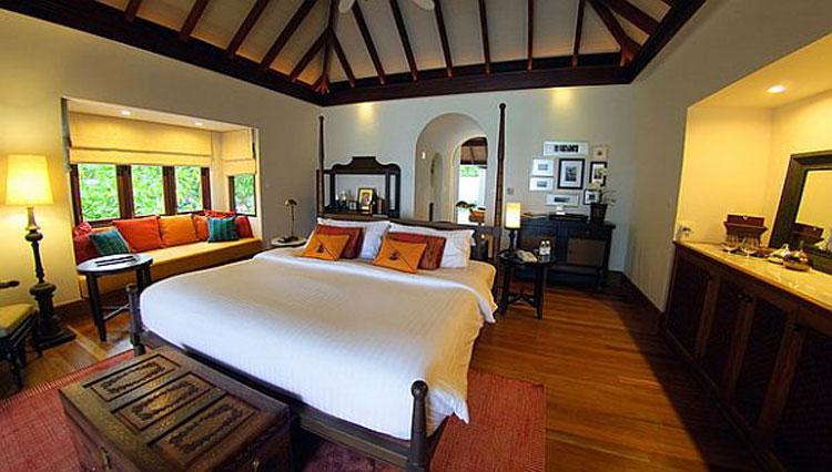 Foto dell'Anantara Kihavah Villas Resort & Spa alle Maldive n.05