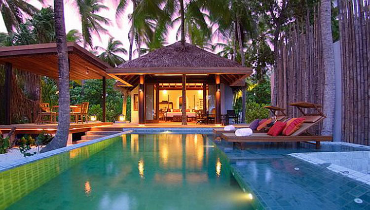 Foto dell'Anantara Kihavah Villas Resort & Spa alle Maldive n.06