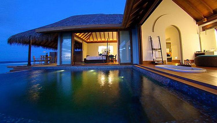 Foto dell'Anantara Kihavah Villas Resort & Spa alle Maldive n.07