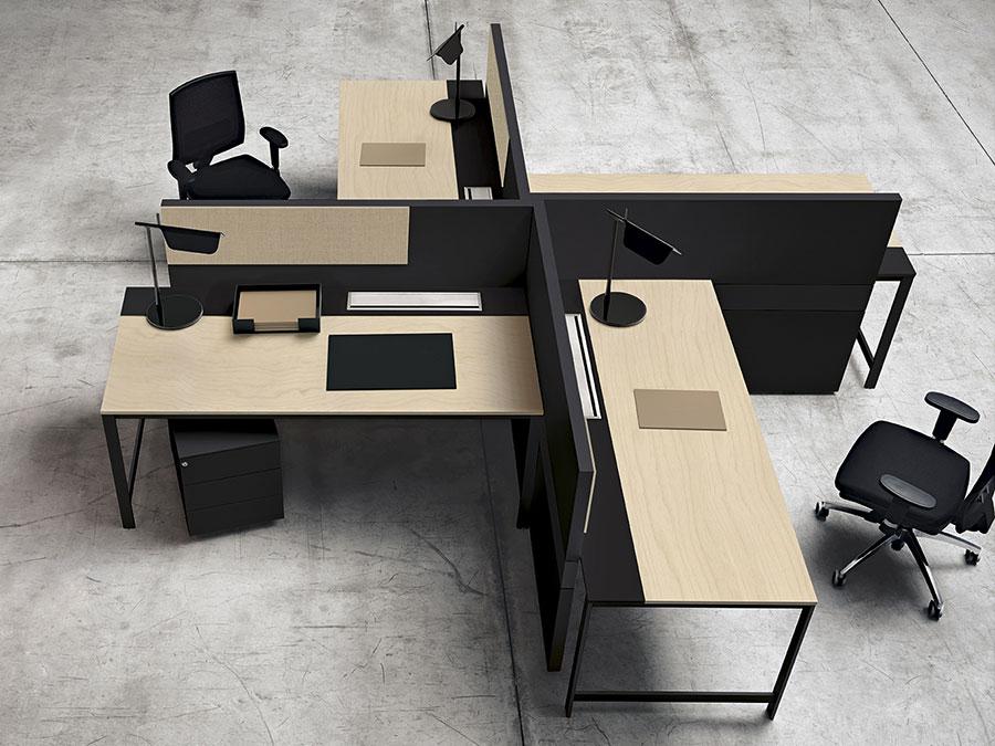 Idee per arredare un ufficio moderno n.05